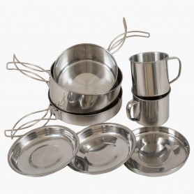 Highlander Peak Weekender Cookware Kit Kochgeschirr-Set