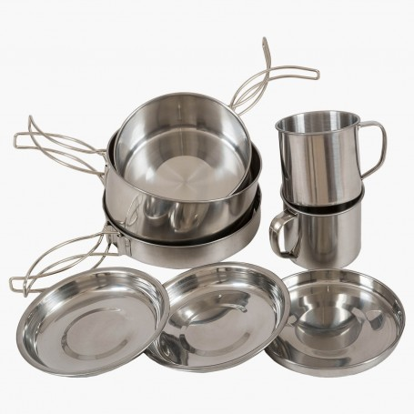 Highlander Peak Weekender Cookware Kit Kochgeschirr-Set