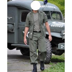 Mil-Tec US Jungle Jacket M64 Vietnam oliv