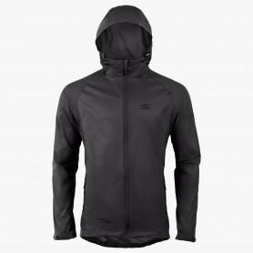 Highlander Stow & Go Waterproof Jacket Regenjacke schwarz