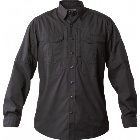 5.11 Stryke™ Shirt Long Sleeve Langarmhemd black