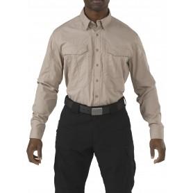 5.11 Stryke™ Shirt Long Sleeve Langarmhemd khaki
