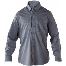 5.11 Stryke™ Shirt Long Sleeve Langarmhemd storm
