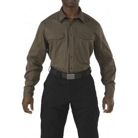 5.11 Stryke™ Shirt Long Sleeve Langarmhemd tundra