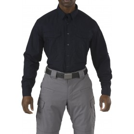 5.11 Stryke™ Shirt Long Sleeve Langarmhemd dark navy
