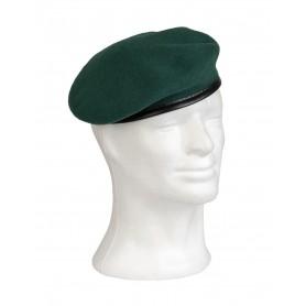 "Bundeswehr Commando Barett ""Plein Ciel"" Jägergrün"