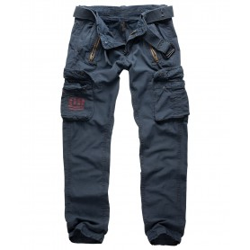 Surplus Royal Traveler Slimmy Hose royalblue