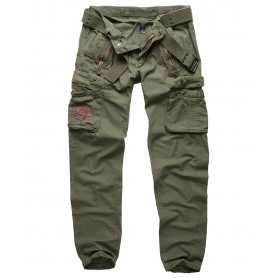 Surplus Royal Traveler Slimmy Hose royalgreen