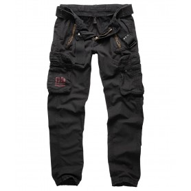 Surplus Royal Traveler Slimmy Hose royalblack
