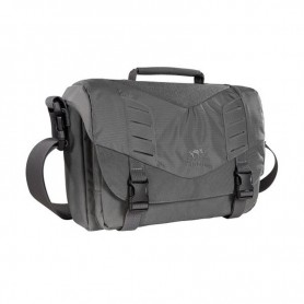 Tasmanian Tiger Tac Case small carbon Schultertasche