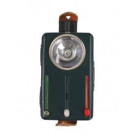 Bundeswehr Taschenlampe (2D) grün