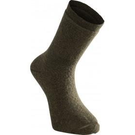 Woolpower Socks 400 Pine Green Socken