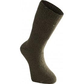Woolpower Socks 600 Pine Green Socken