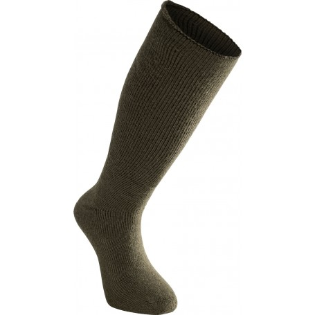 Woolpower Socks Knee-High 600 Pine Green Socken