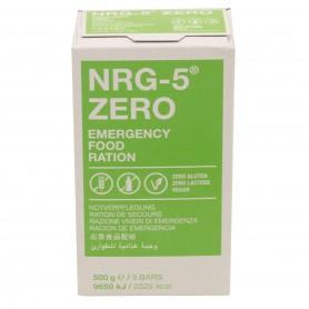 Notverpflegung NRG-5 Zero 9 Riegel 500g