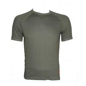 Löffler Thermo Unterhemd kurz - oliv