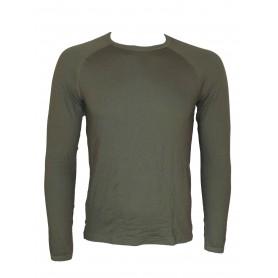Löffler Thermo Unterhemd langarm - oliv
