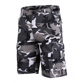 Mil-Tec US Bermuda R/S Co Prewash Urban Shorts