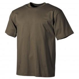 MFH US T-Shirt halbarm, oliv