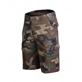 Mil-Tec® Bermuda woodland Shorts