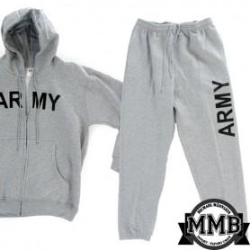 MMB Army Jogging Anzug grau