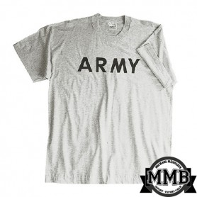 MMB T-Shirt Army grau