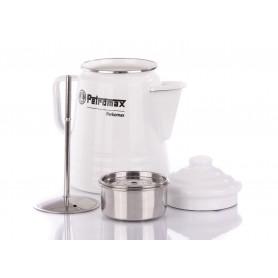 """Petromax Tee- und Kaffee-Perkolator """"Perkomax"""" weiss"""