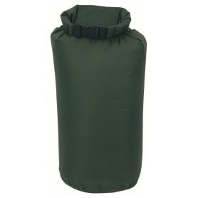 Highlander X-Light Dry Sack 8 Liter wasserdichter Sack schwarz und oliv