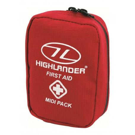Highlander® First Aid Mini Pack Erste-Hilfe Ausstattung