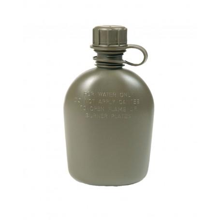 US Army Feldflasche 1QT ohne Hülle, neu