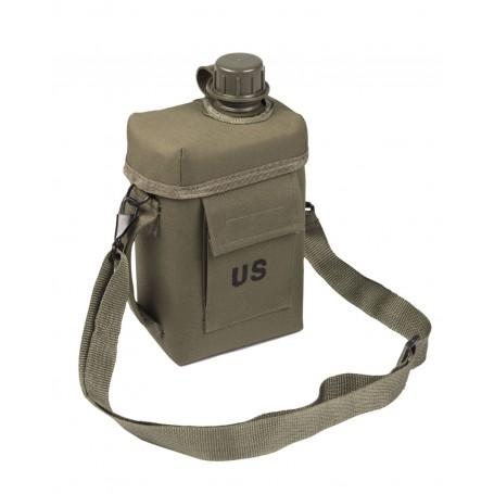 Mil-Tec® Patrol Canteen 2 Liter oliv Feldflasche