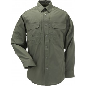 5.11 Taclite® Pro Long Sleeve Shirt Langarmhemd TDU green
