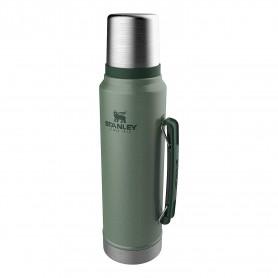 Stanley Classic Vakuum-Flasche 1,0L grün