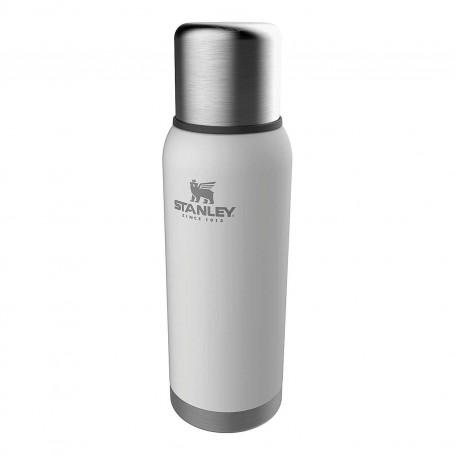 Stanley Adventure Vakuum-Flasche 1,0L weiß