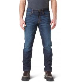 5.11 Defender-Flex Slim Jeans dark wash indigo