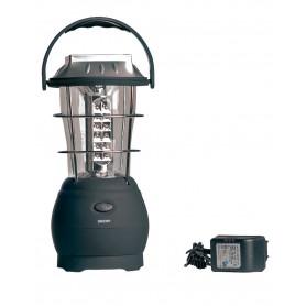 Mil-Tec® Laterne 3-Way mit Ladegerät