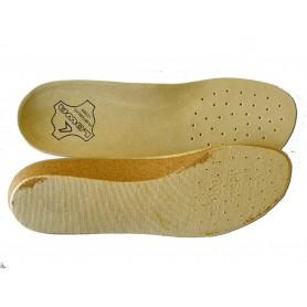 Einlegesohle für Lowa Schuhe Leder