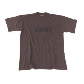 T-Shirt ARMY, oliv