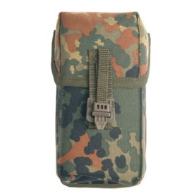 BW G36 Doppelmagazintasche flecktarn