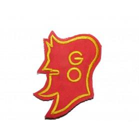 "Abzeichen 3rd Brigade, 9th Infantry Div. ""GoDevil"" farbe"