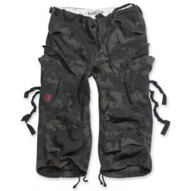 Surplus Engineer Vintage 3/4 Pants blackcamo