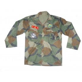 Koreanisches Rock Marine Feldhemd, gebraucht