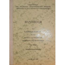 Handbuch Instandsetzungseinheiten