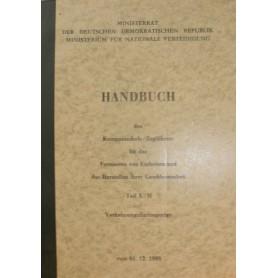 Handbuch Verkehrsregulierungszüge