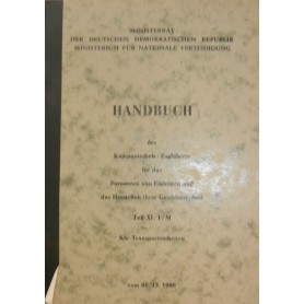 Handbuch Kfz-Transporteinheiten