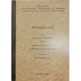 Handbuch Mot. Schützentruppen