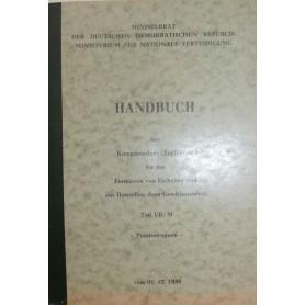 Handbuch Pioniertruppen
