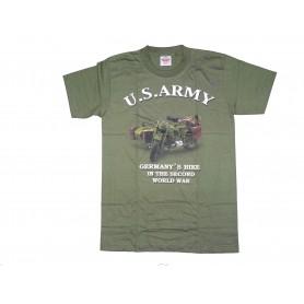 T-Shirt WH-Gespann oliv