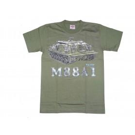 T-Shirt M88A1 oliv