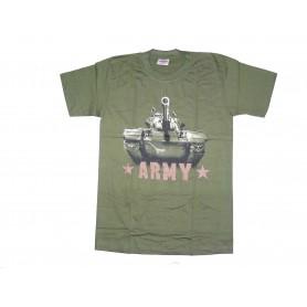 T-Shirt M60 Tank oliv